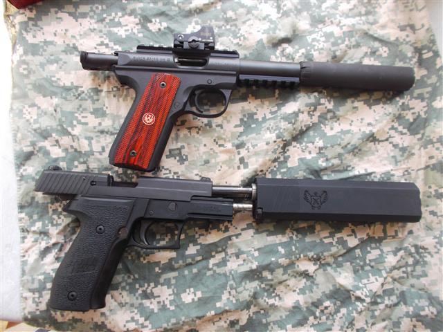Pasadnea TX Gun