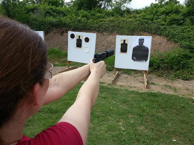 Pasadena Texas Guns