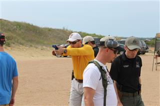 Hex Tactical Gun Training Austin